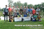 Hooked on fishing cup 2017